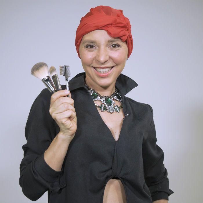 Pregúntale a Tania: ¿cómo te maquillabas durante la quimioterapia?
