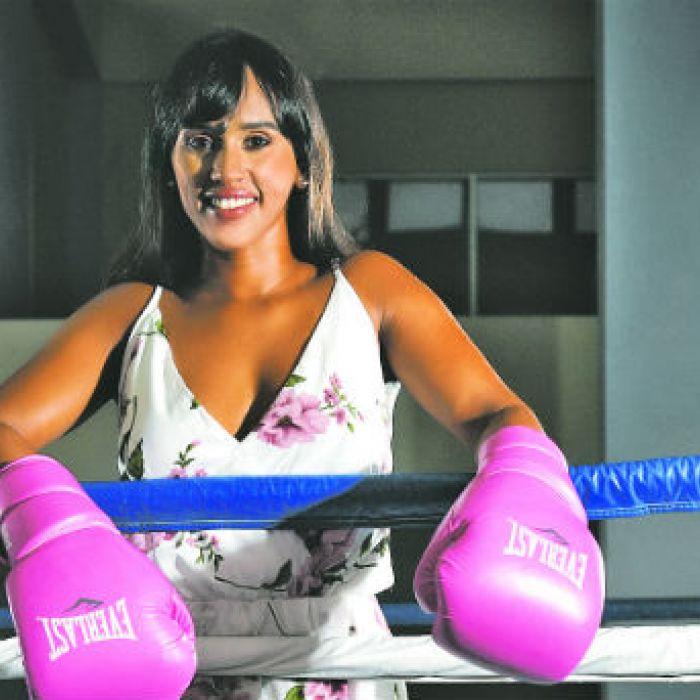 Marinette Castro noquea los estereotipos