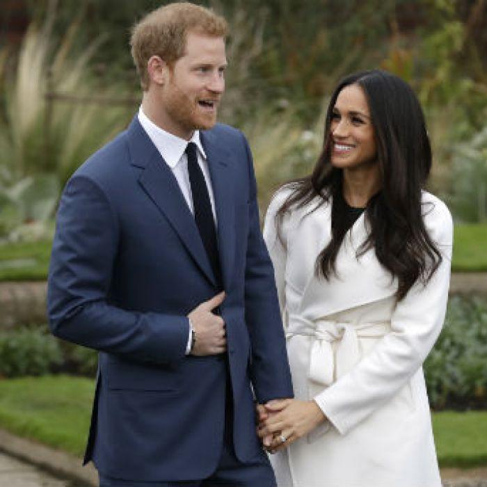 Hablan los recién comprometidos, el príncipe Harry y la actriz Meghan Markle