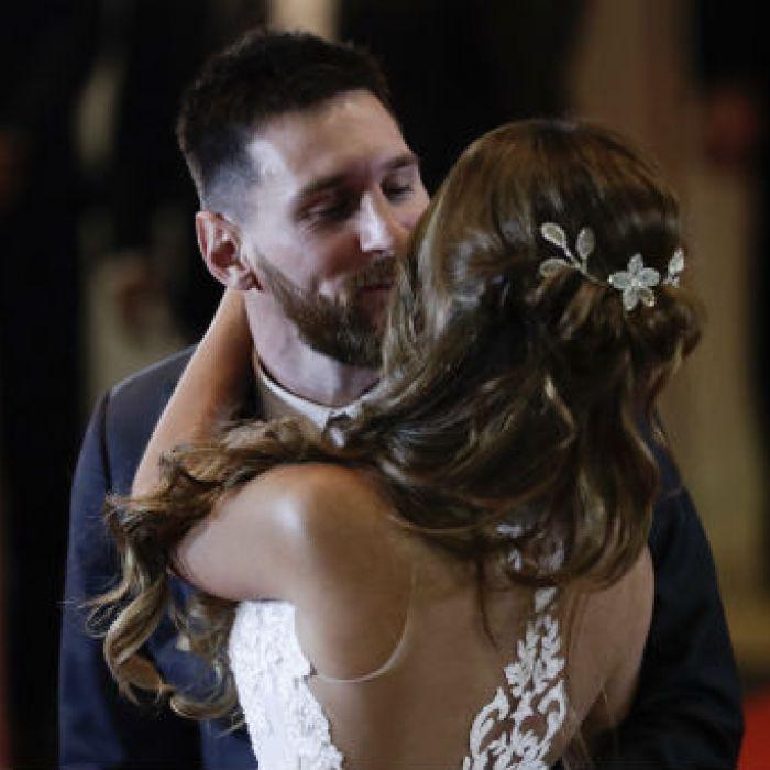 Messi vive el momento más hermoso de su historia de amor