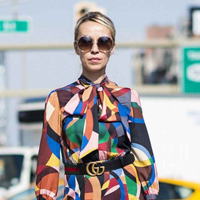 Street style: moda real en las calles de Nueva York