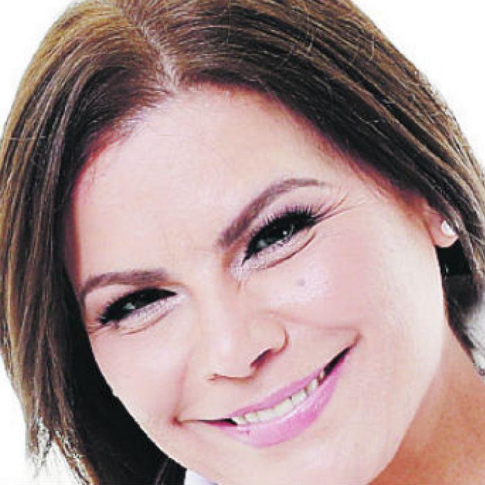 Olga Tañón siempre supo que tendría una niña y dos varones
