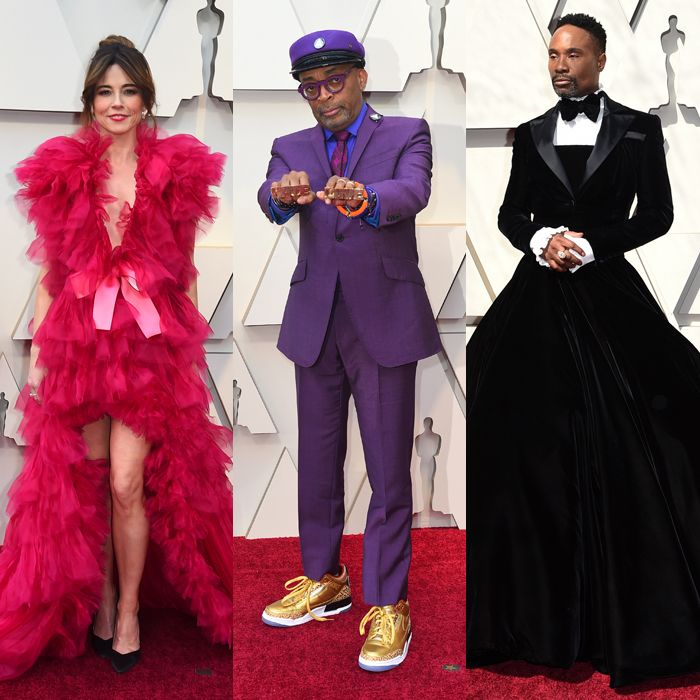 Los looks más llamativos de los Oscars 2019