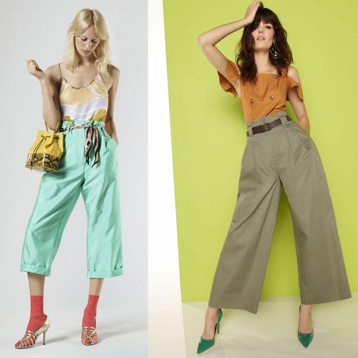 4 estilos de pantalones para el verano