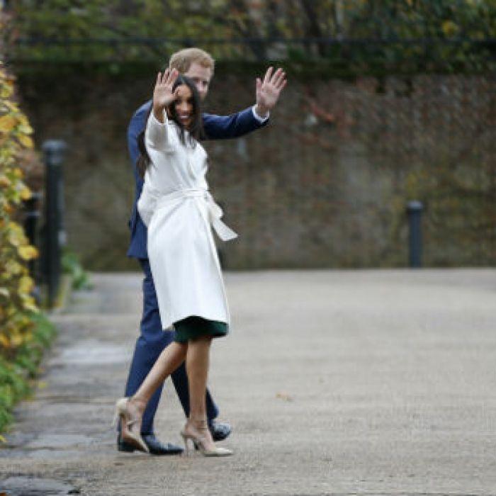 Meghan Markle narra cómo el principe Harry le propuso matrimonio
