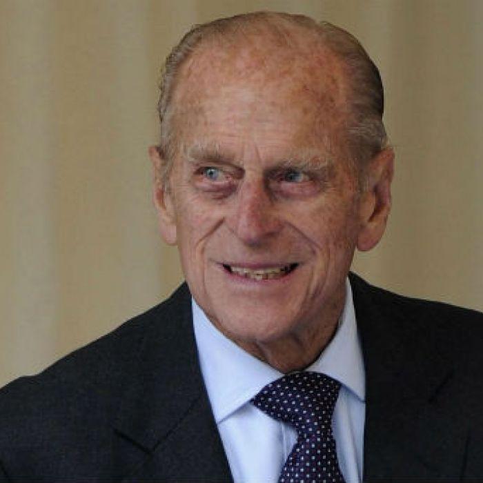 Al quirófano el duque de Edimburgo