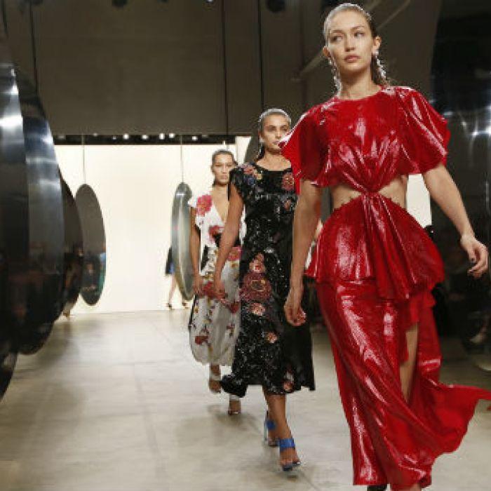Prabal Gurung ilumina con colores su desfile en la semana de la moda de Nueva York
