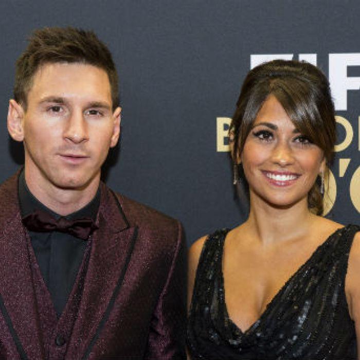 Viento en popa los preparativos de la boda de Messi