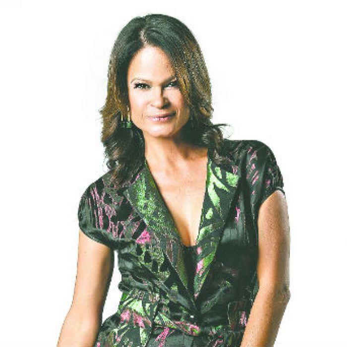 Rosa Lourdes: una top model atípica con un camino extraordinario