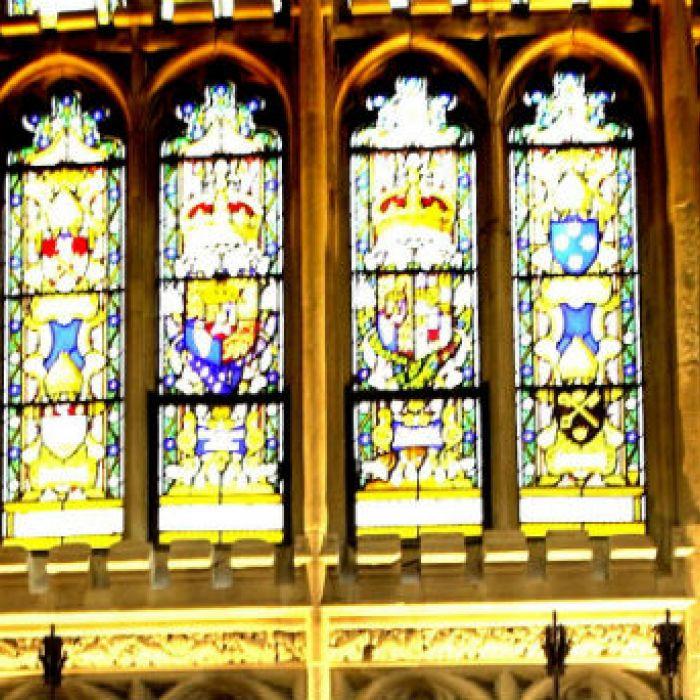 La iglesia donde se casarán Harry y Meghan