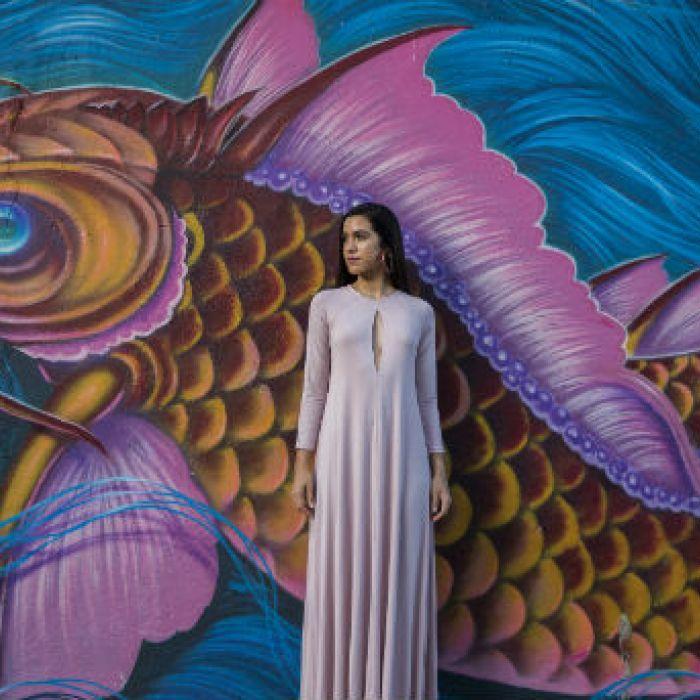 Stella Nolasco presenta su nueva colección primavera-verano 2018