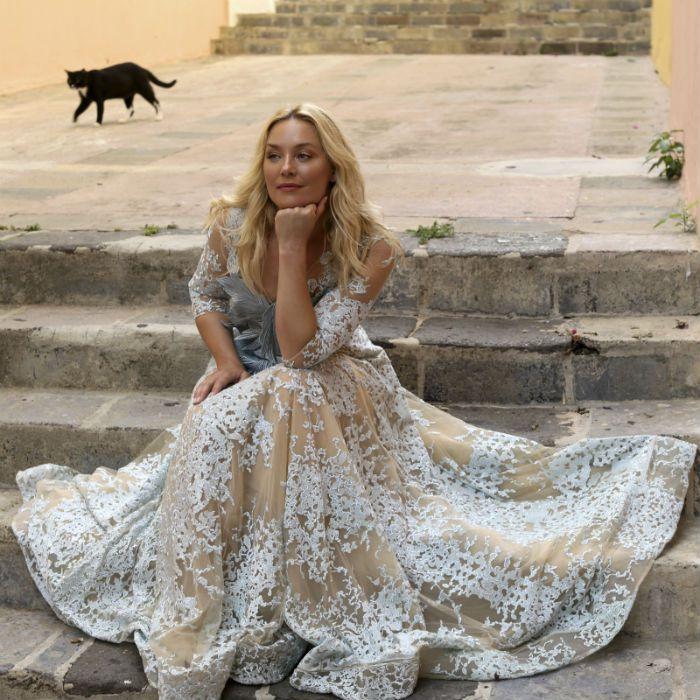 """La actriz Elisabeth Röhm elogia a Stella Nolasco como """"una leyenda"""" boricua"""