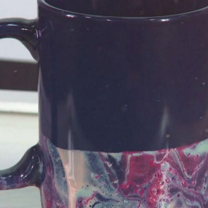 Hazlo tú: dale un nuevo look a una taza vieja
