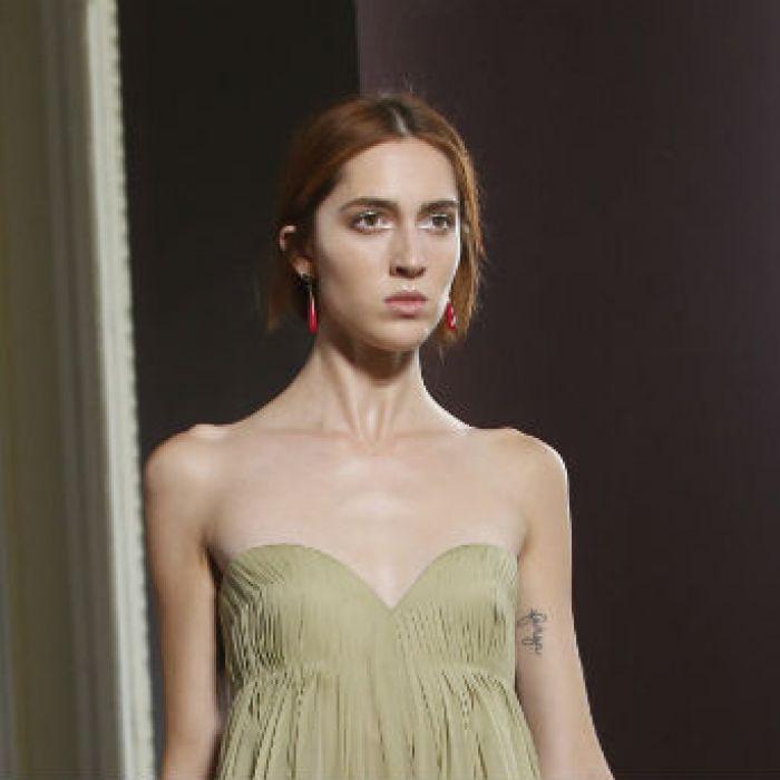 Valentino presenta su propuesta 'color block' en París