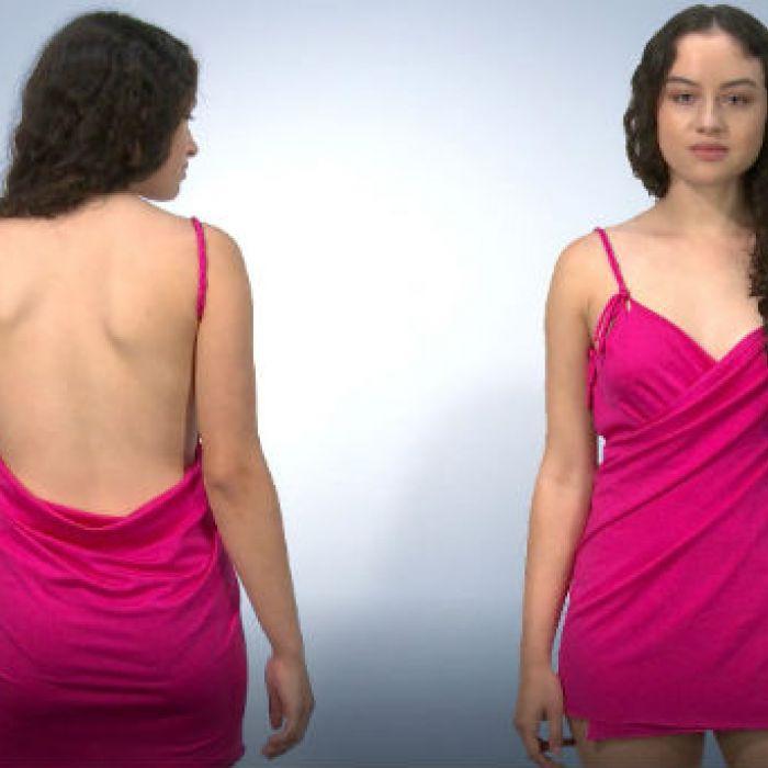 Hazlo tú: vestido playero