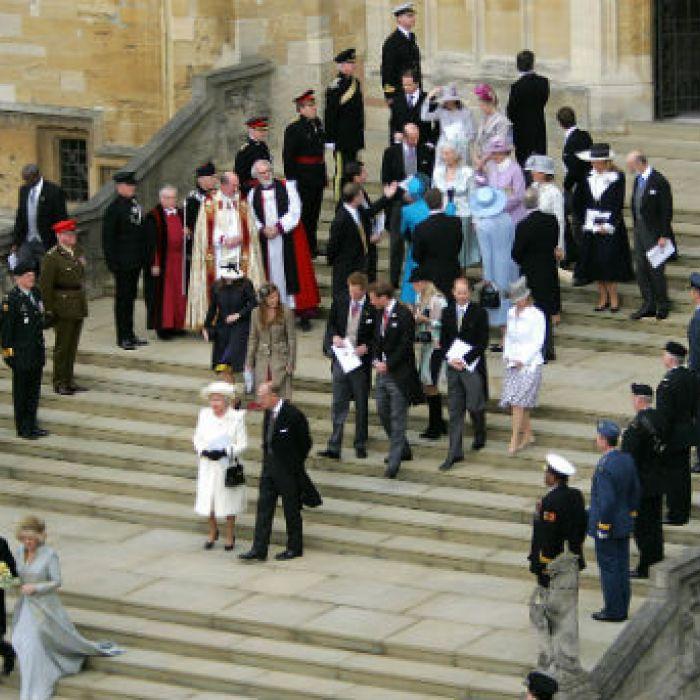 Conoce qué miembros de la realeza se han casado  en la capilla de San Jorge del Castillo de Windsor