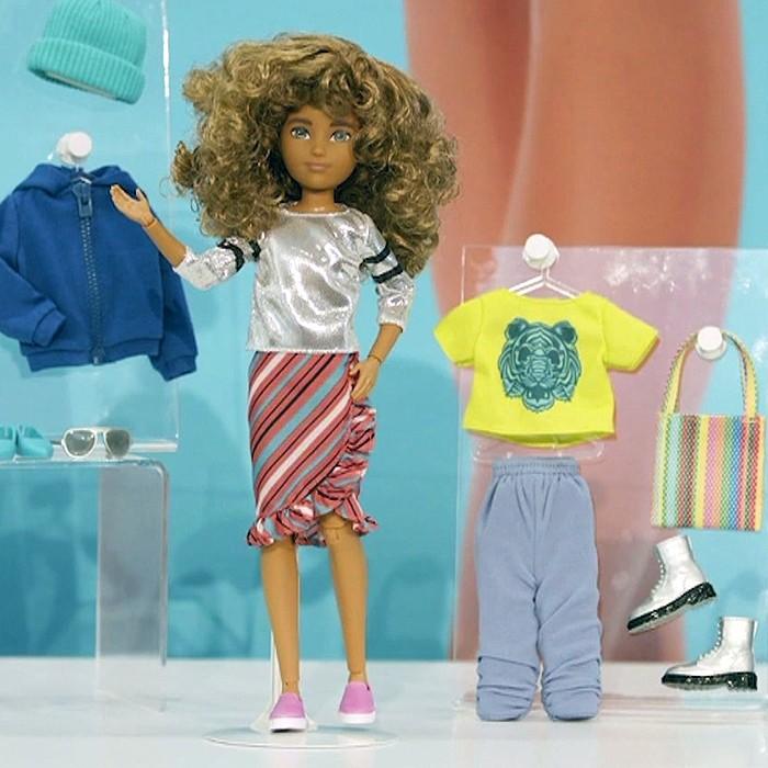 """Así son los nuevos juguetes de Mattel de """"género inclusivo"""""""