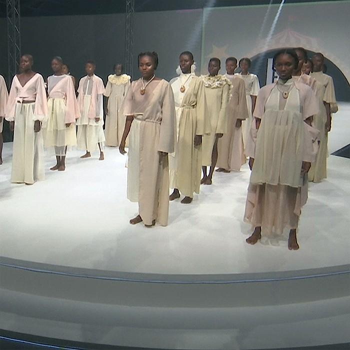 El GTBank Fashion Week: lo mejor de la moda africana