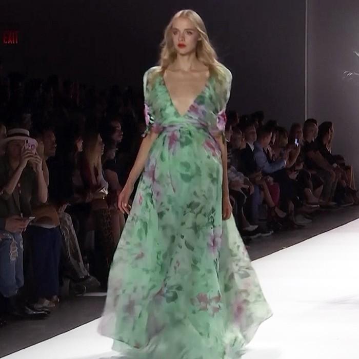 El New York Fashion Week se despidió con un desfile en apoyo a las víctimas del huracán Dorian
