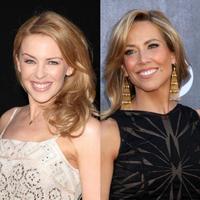 Sheryl Crowe y Kylie Minogue se unen a una peculiar campaña: comprar ropa de segunda mano