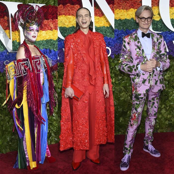 Los looks más llamativos de los Tony Awards
