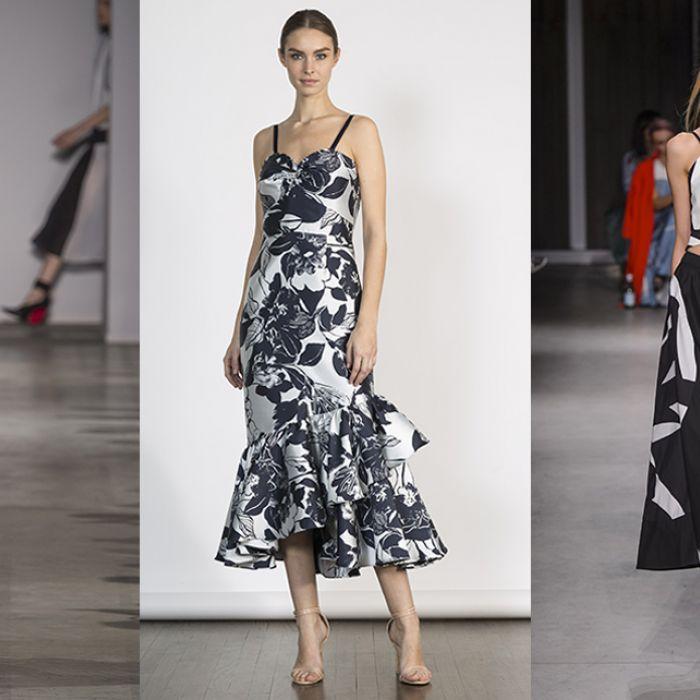 Blanco y negro: una tendencia que seguirá de moda en este 2018