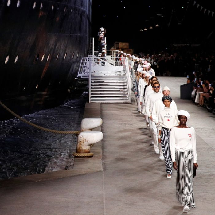 El Titanic vuelve a zarpar de la mano de Chanel