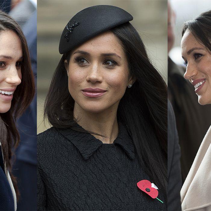 ¿Con cuál de estos looks se peinará Meghan?
