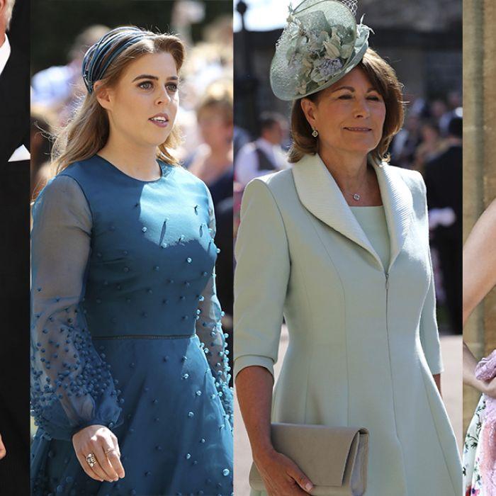 Los fascinators de la boda real