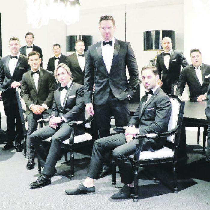 San Juan Moda 2018 reconoce a 20 hombres
