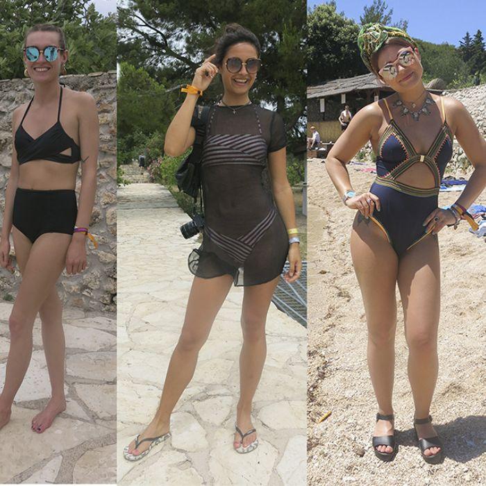 Beach style: looks y mujeres reales en las playas del mundo
