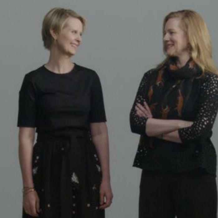 Laura Linney y Cynthia Nixon te enseñan a sonreír