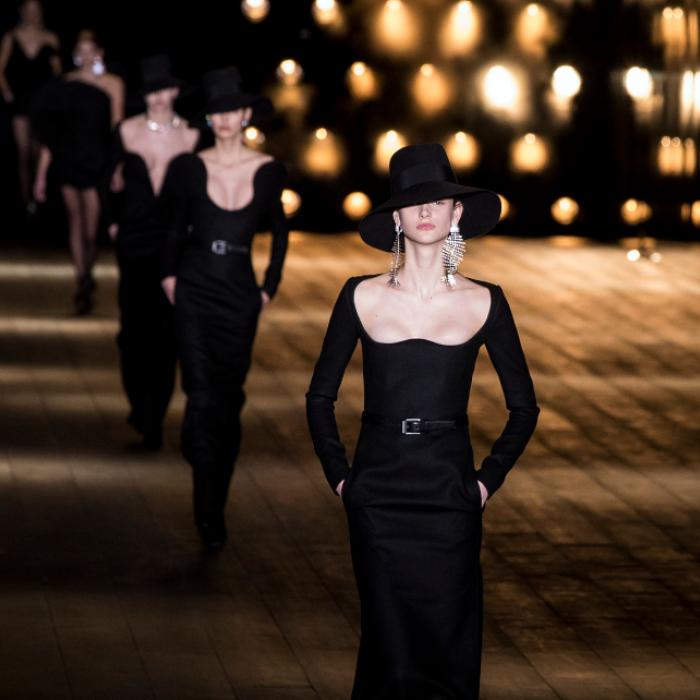 Saint Laurent revela su nueva colección