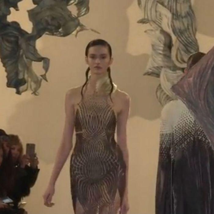 La interpretación de la naturaleza en la moda de Iris Van Herpen