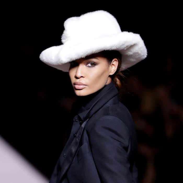 Joan Smalls deslumbra en el debut del New York Fashion Week