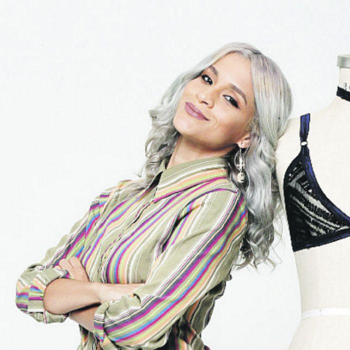 Karina Vázquez busca agradar a la mujer con su línea de lencería