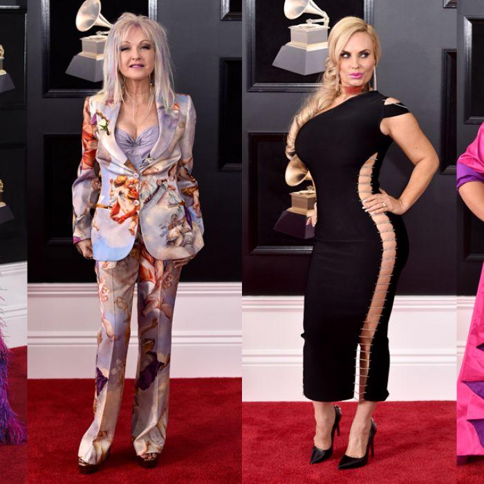 Los looks que más llamaron la atención en los Grammy