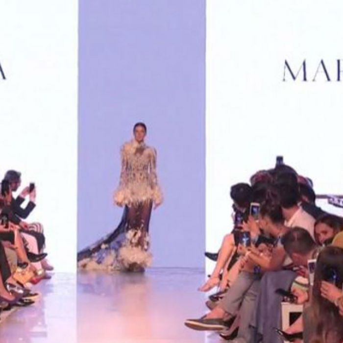 Dubai se engalana de moda