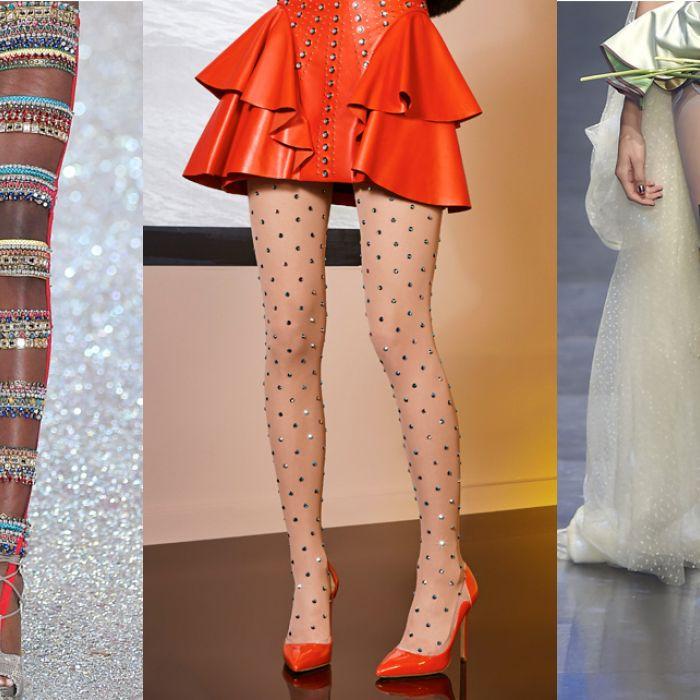 No vas a poder creer estos diseños de medias