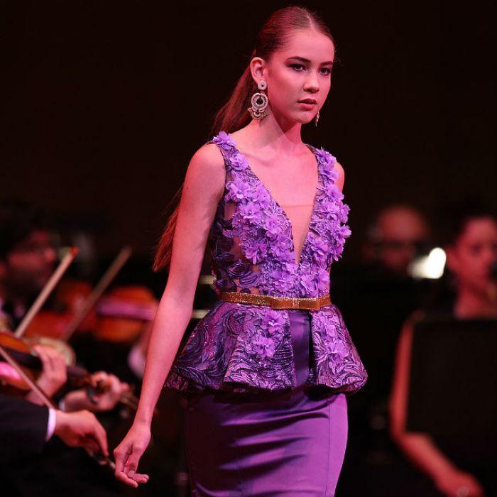 Desfile entre la moda y la música