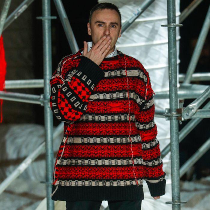 Estos son los motivos por los que Raf Simons deja Calvin Klein