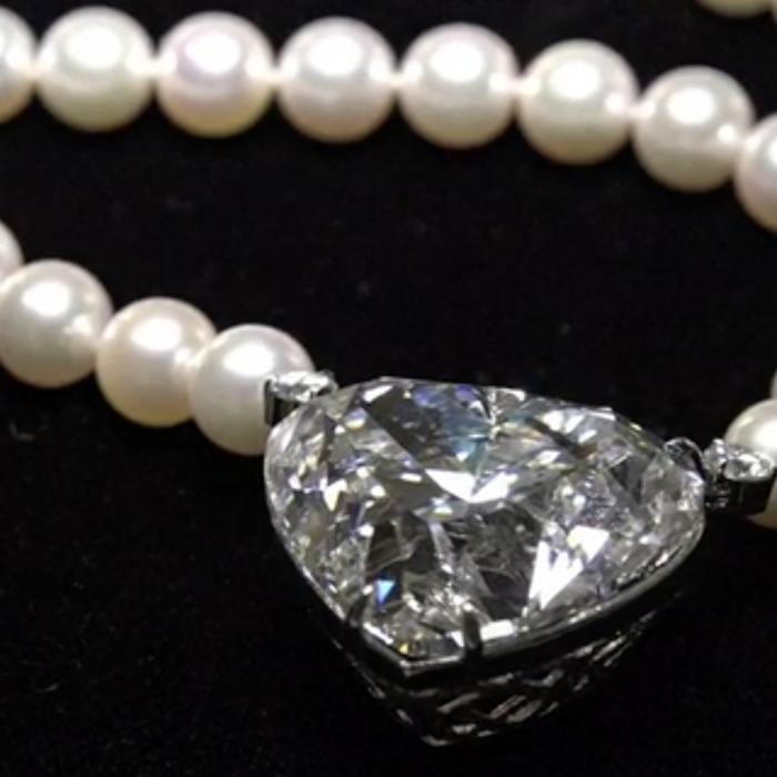 """Así es """"La Leyenda"""", el espectacular diamante que sale a subasta"""