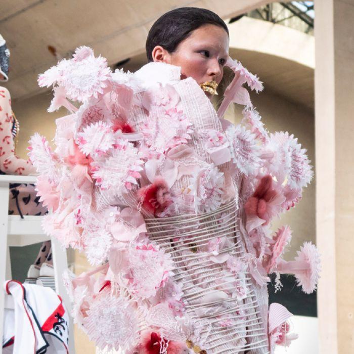 Thom Browne atrapa con una colección inspirada en La Sirenita