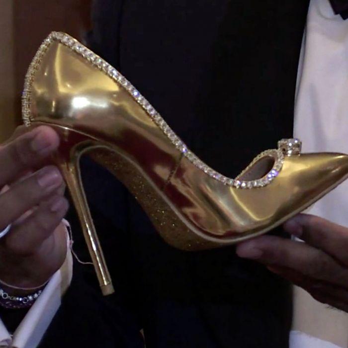 Estos zapatos cuestan $17 millones y están a la venta en Dubái